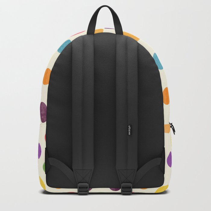 Lovely Dots Pattern II Backpack