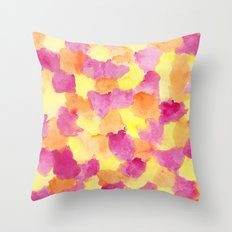 Heatwave Throw Pillow