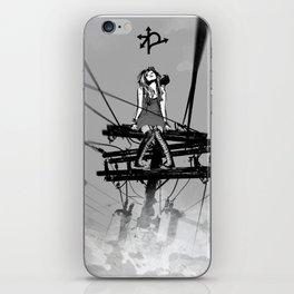 CROSSROAD GUARDIAN - GMB CHOMICHUK iPhone Skin