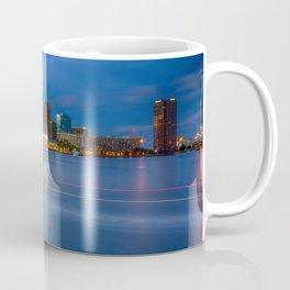 Norfolk Skyline Coffee Mug