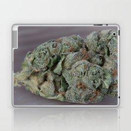 Dr. Who Medicinal Medical Marijuana Laptop & iPad Skin