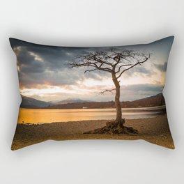 Bonny Banks Sunset Rectangular Pillow
