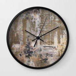 Down below Wall Clock