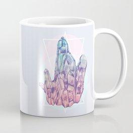 Crystalline Coffee Mug