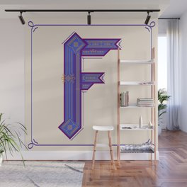F is a fantasy Wall Mural
