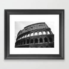 Il Colossale Framed Art Print