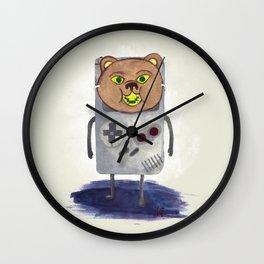 Codename: Professor Pants Wall Clock
