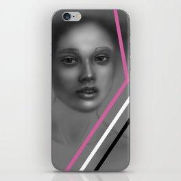 I Know iPhone Skin