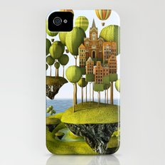 City in the Sky iPhone (4, 4s) Slim Case