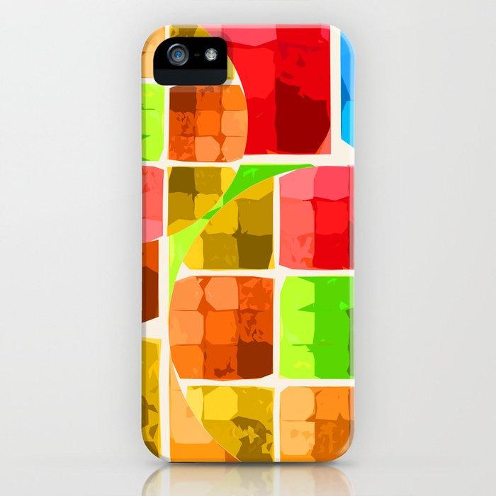 Denatured iPhone Case