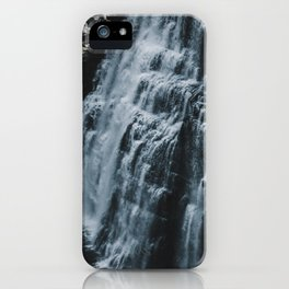 Middle Letchworth Falls iPhone Case
