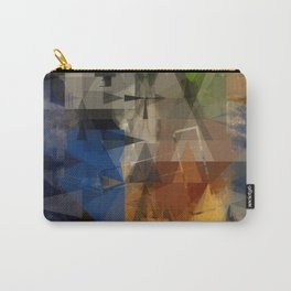 Mountains And The Sea Carry-All Pouch