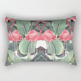Flamingo Lovers Rectangular Pillow