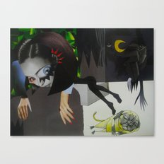 amoi Canvas Print