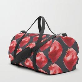 Juicy Pomegranate Duffle Bag