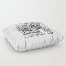 KYOTO Floor Pillow