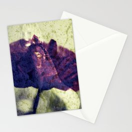 Nude Art Picture - Trapped in the poppy Stationery Cards