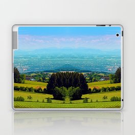 Urban and rural all together Laptop & iPad Skin