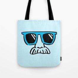 Too Cool (cyan) Tote Bag