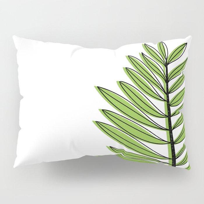 fern Pillow Sham
