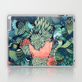 Cosmic Egg Laptop & iPad Skin