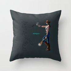 Machete! Throw Pillow