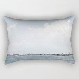 Cielo Azzurro d'Italia Rectangular Pillow