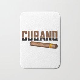 Cubano Bath Mat