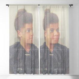 Ida B. Wells, Civil Rights Sheer Curtain