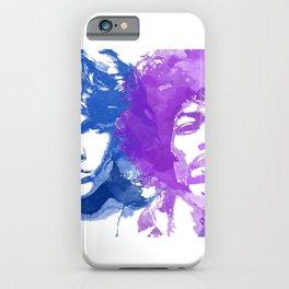 Jim Mash Up iPhone Case