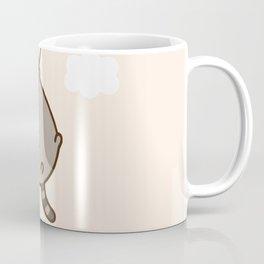 Cat Flying Coffee Mug