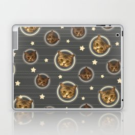 Planets of the Cats Laptop & iPad Skin