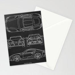 Supra Mk 5 Stationery Cards