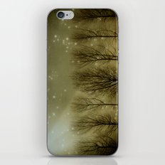 When Twilight Drops Her Curtain iPhone & iPod Skin