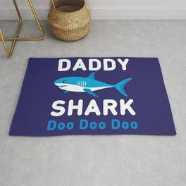 Daddy Shark Rug