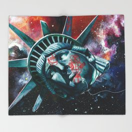 Lost in Space Throw Blanket
