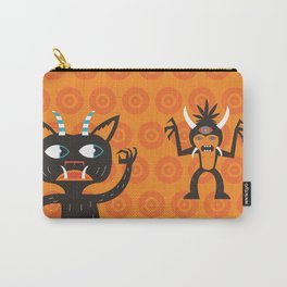 3 Eye Monster Carry-All Pouch