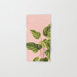 Upstart / Tropical Plant Hand & Bath Towel