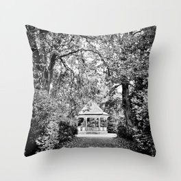 Bandstand Throw Pillow