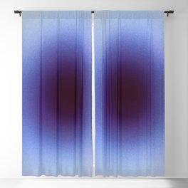Soft Deep Blue Colourscape Blackout Curtain