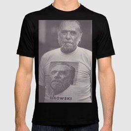 Bukowski Squared T-shirt