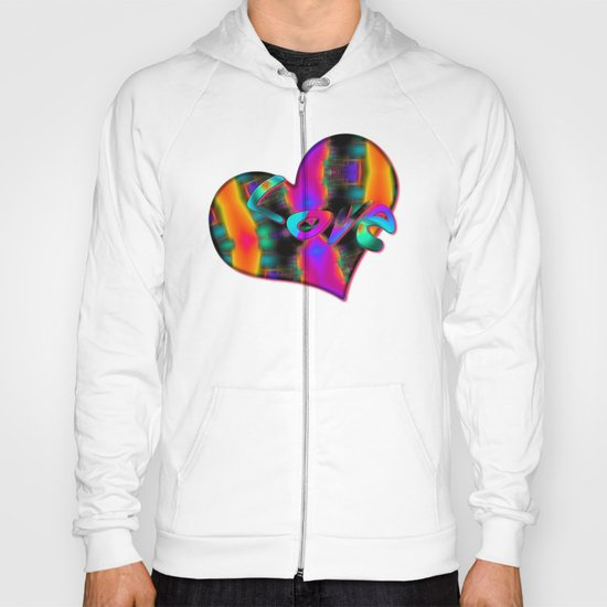 Love in Color Hoody