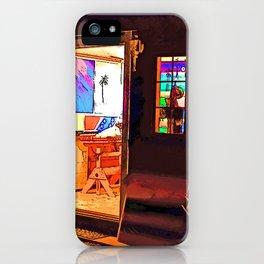 """""""Studio At Night #17"""" Photo iPhone Case"""