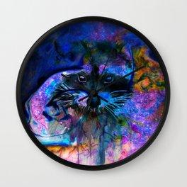Celestial Bandit Wall Clock
