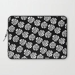 Roses pattern II Laptop Sleeve