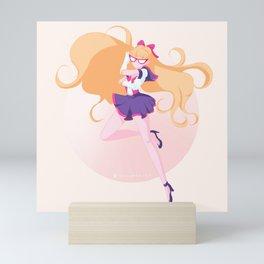 Sailor V Mini Art Print