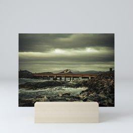 norwegian Scenic Routes - Atlanterhavsvegen Mini Art Print