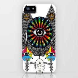 MY THIRD EYE iPhone Case