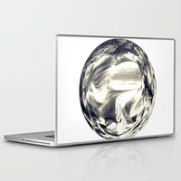 globe Laptop & iPad Skins featuring Watercolor Globe by Rose Etiennette
