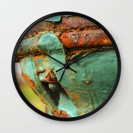 Old and tired Wall Clock